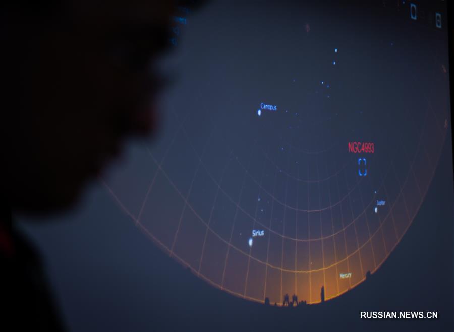 Китай наблюдал за гравитационными волнами с помощью нескольких астрономических приборов