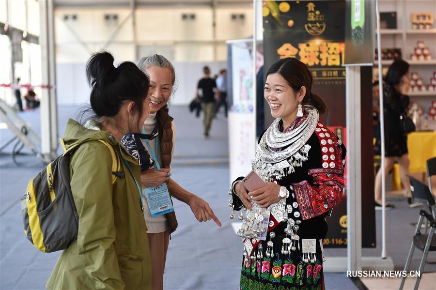 Третий этап 122-й Китайской ярмарки импортных и экспортных товаров стартовал в Гуанчжоу