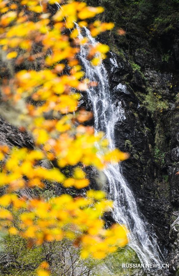 Природные красоты волости Юймай