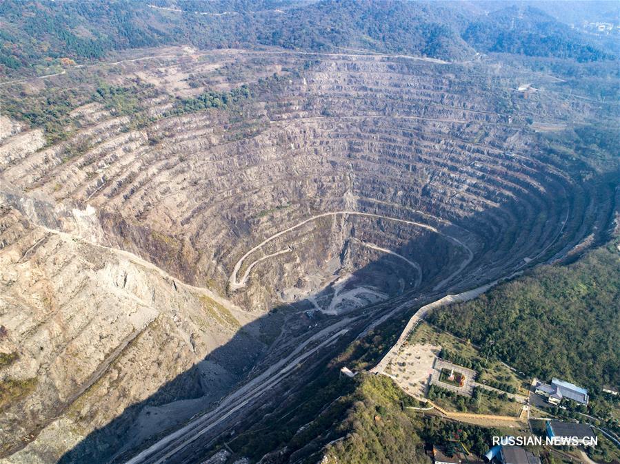 Развитие промышленного туризма в Хуанши