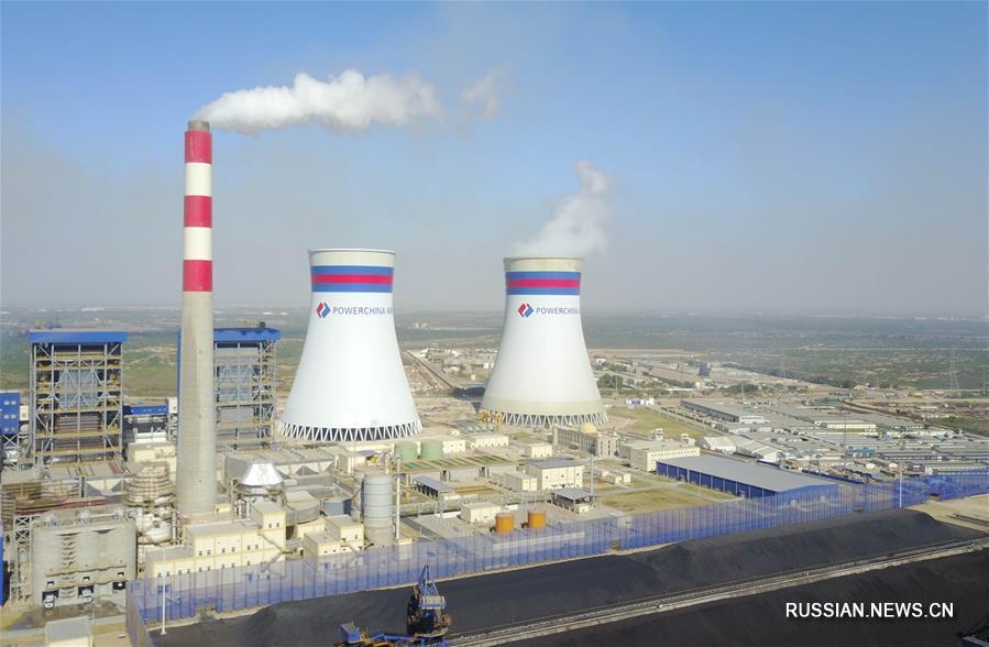 Запущен первый агрегат Касимской ТЭС, строящейся в рамках Китайско-пакистанского экономического коридора