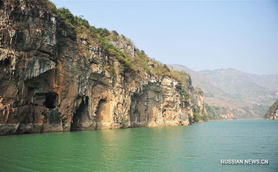 Долина реки Бэйпаньцзян