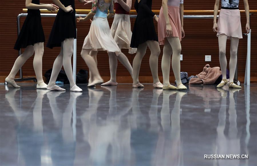 Ляонинская балетная труппа -- один из лучших танцевальных коллективов Китая
