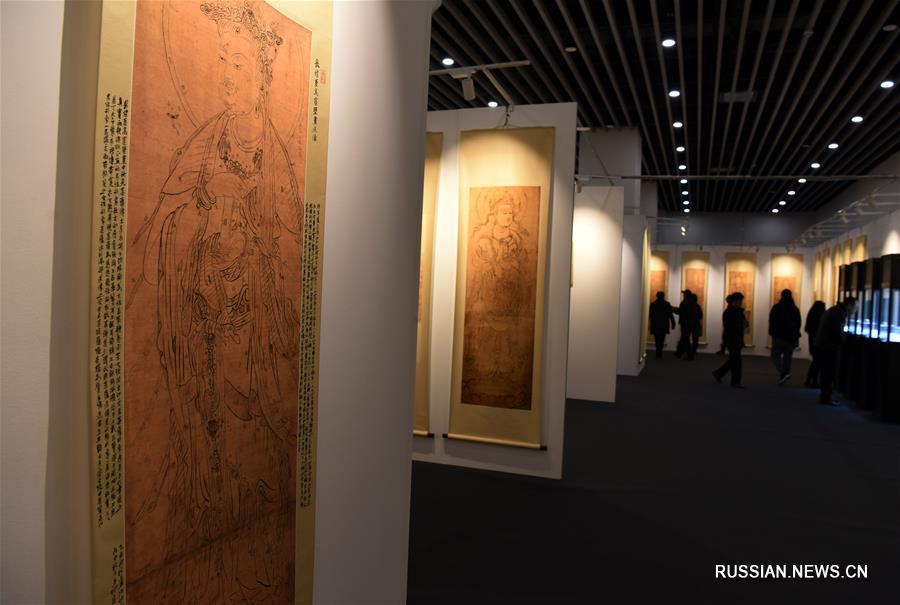 Открылась выставка произведений искусства провинции Цзянси 2017