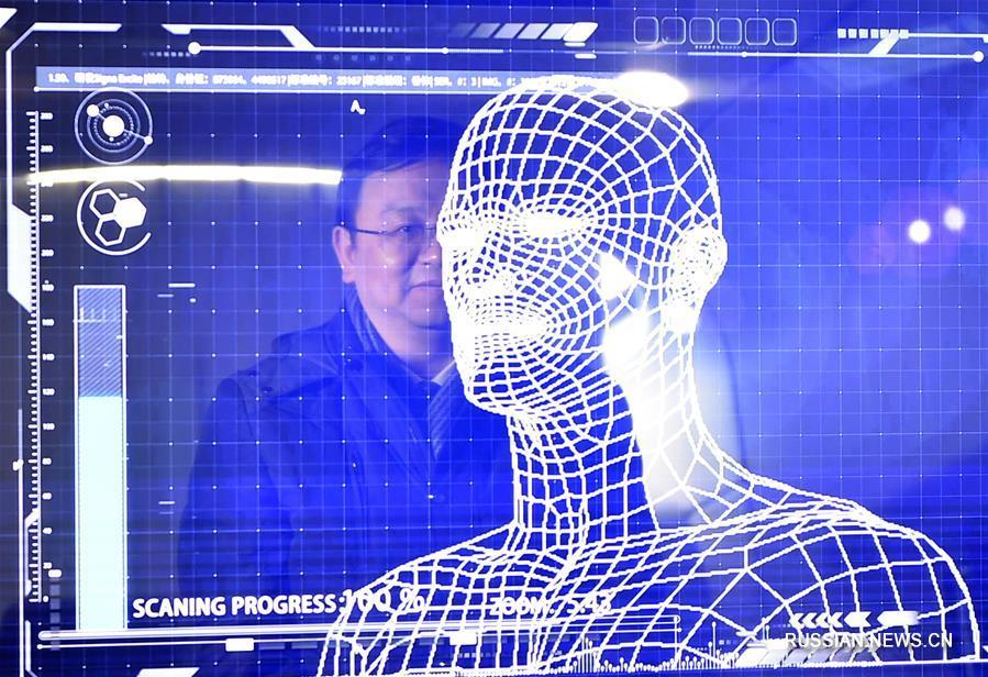 """Компании BYD и Huawei представили первую в Китае беспилотную транспортную систему """"Юньгуй"""""""