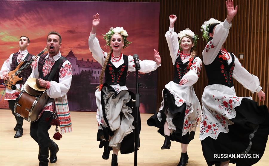 В Чунцине открылся Год туризма Беларуси в Китае