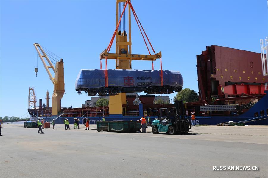 """Сотрудничество в рамках инициативы """"Пояса и пути"""" помогает модернизировать аргентинские железные дороги"""