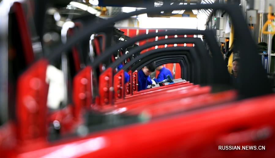 В Лючжоу за 2017 год было произведено более 2,5 млн автомобилей