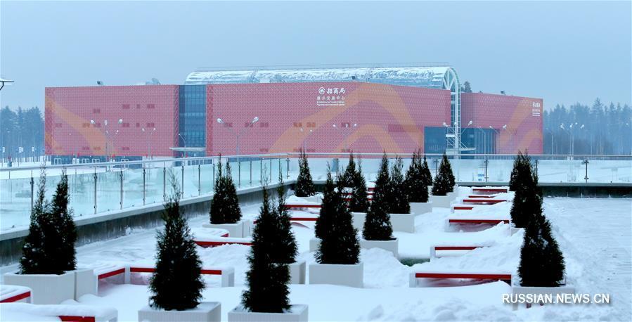 """Управляющая компания Китайско-белорусского индустриального парка """"Великий камень"""" переехала в административное здание на территории парка"""