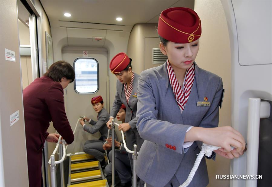 """Сотрудники транспортных служб в Наньчане готовятся к """"Чуньюнь"""""""