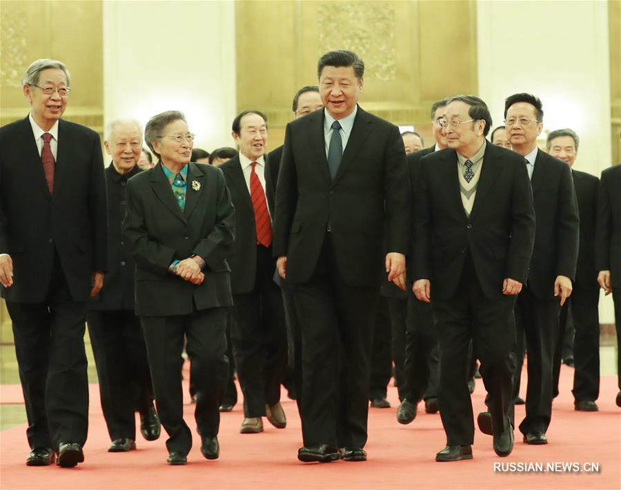 Си Цзиньпин поздравил лидеров некоммунистических партий Китая и беспартийных с наступающим праздником Весны
