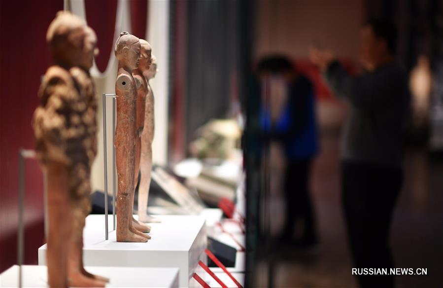 На Хайнане проходит выставка культуры династий Цинь и Хань