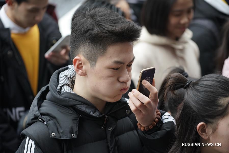 Начались вступительные экзамены в Пекинскую киноакадемию