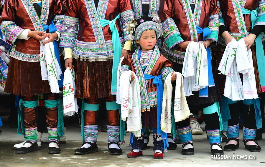 Фестиваль лушэна в Гуанси-Чжуанском АР