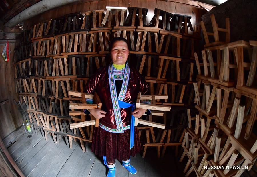 Гостеприимство народности мяо в Жуншуй-Мяоском автономном уезде