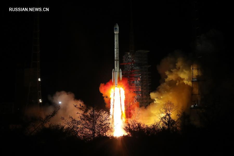 (科技)(2)我国再次成功发射两颗北斗三号卫星