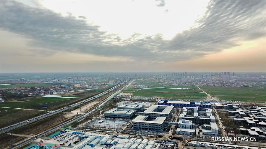 Ровно год назад был образован новый район Сюнъань