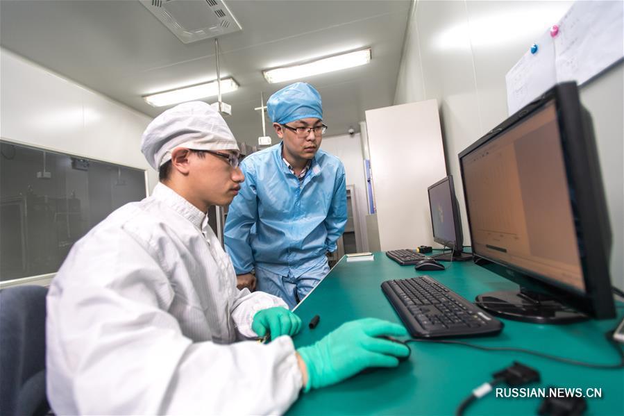 Работа лаборатории по изучению гравитации Центральнокитайского научно-технического университета