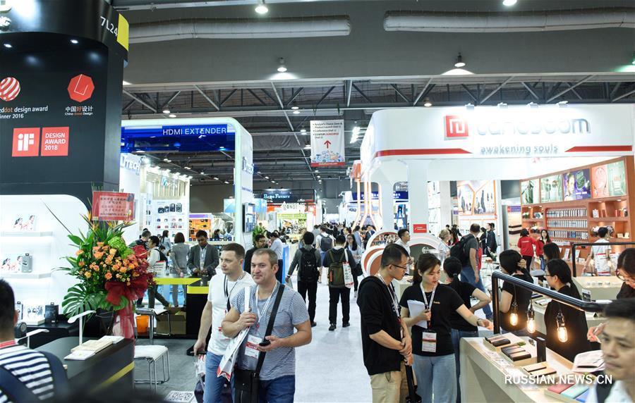 В Сянгане открылась выставка электроники Global Sources Electronics