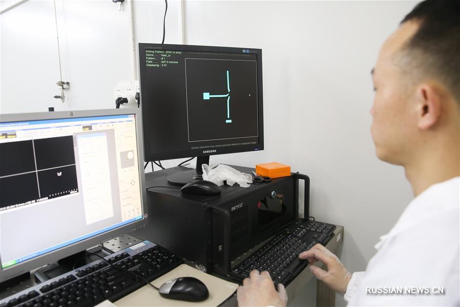 Китайские ученые изобрели технологию хранения данных третьего типа