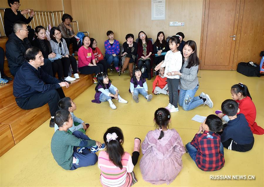 Тяньцзиньский хор детей с нарушениями слуха