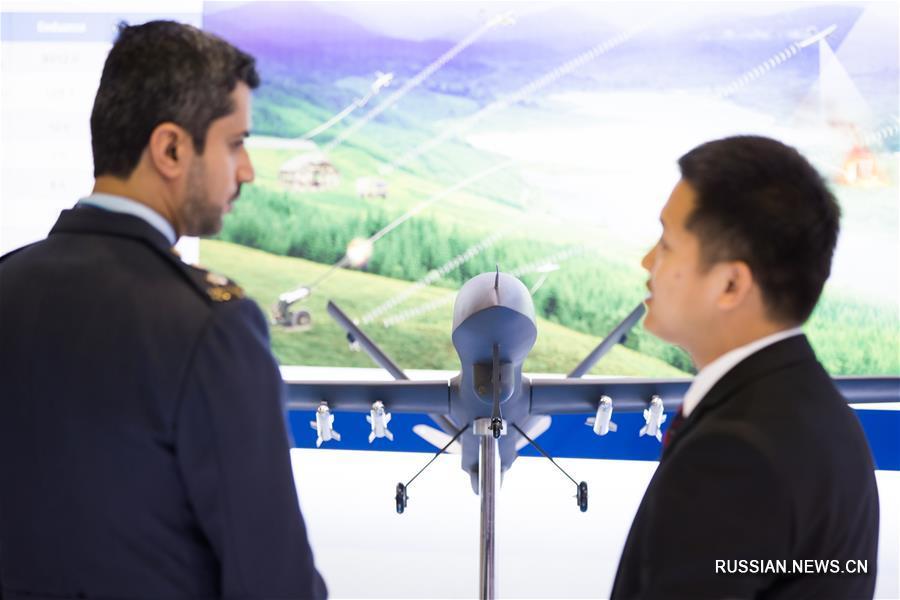 На 16-й Азиатской выставке оборонных услуг в Куала-Лумпуре представлена продукция 5 военно-промышленных предприятий из Китая