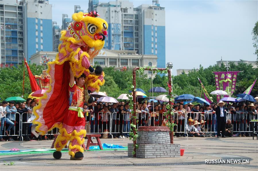 В Китае отмечают традиционный праздник Саньюэсань