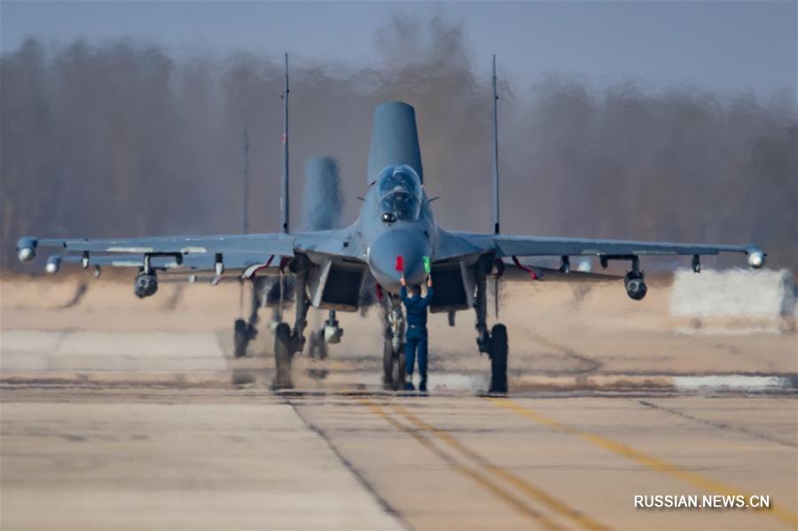 В Китае стартовали ежегодные военно-аттестационные игры ВВС НОАК по атаке с воздуха с преодолением системы ПВО