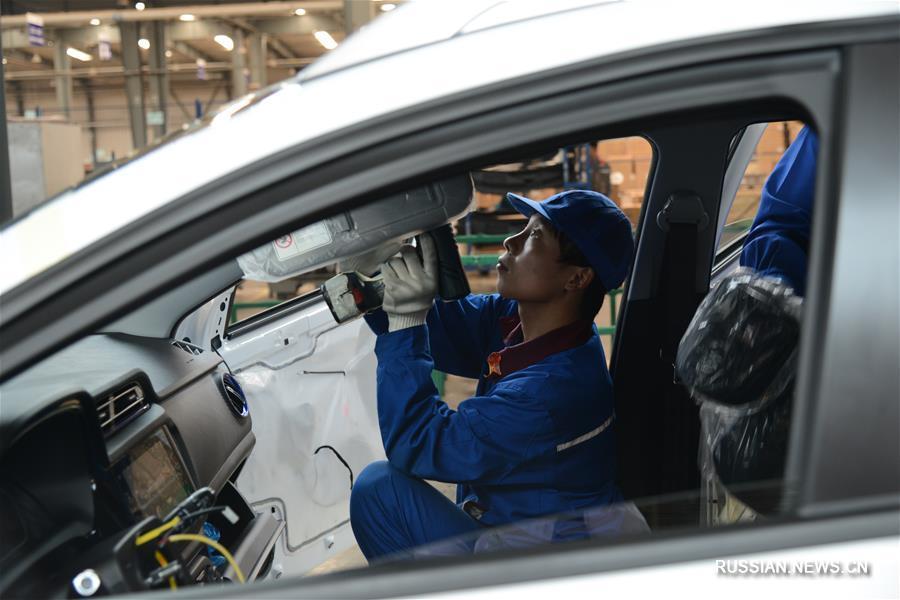 Развитие новых отраслей промышленности в Ордосе