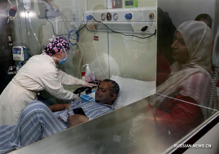 В Шанхае успешно проведена операция по трансплантации гемопоэтических стволовых клеток  пациенту из Пакистана