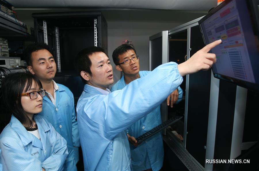 Китай представил фотонный чип, который способен выполнять квантовые вычисления