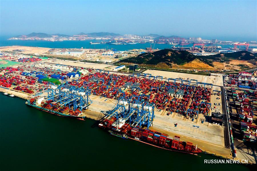 Сотрудничество между провинцией Шаньдун и странами-членами ШОС