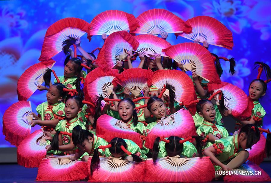 Благотворительный концерт этнических китайцев в США