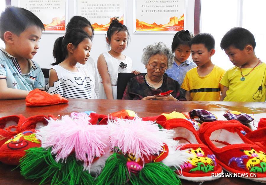 Народные обычаи на праздник Дуаньу