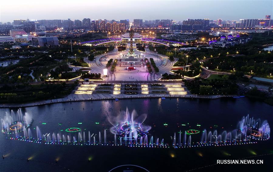 В провинции Хэбэй создают прибрежный промышленный город с чистой экологией