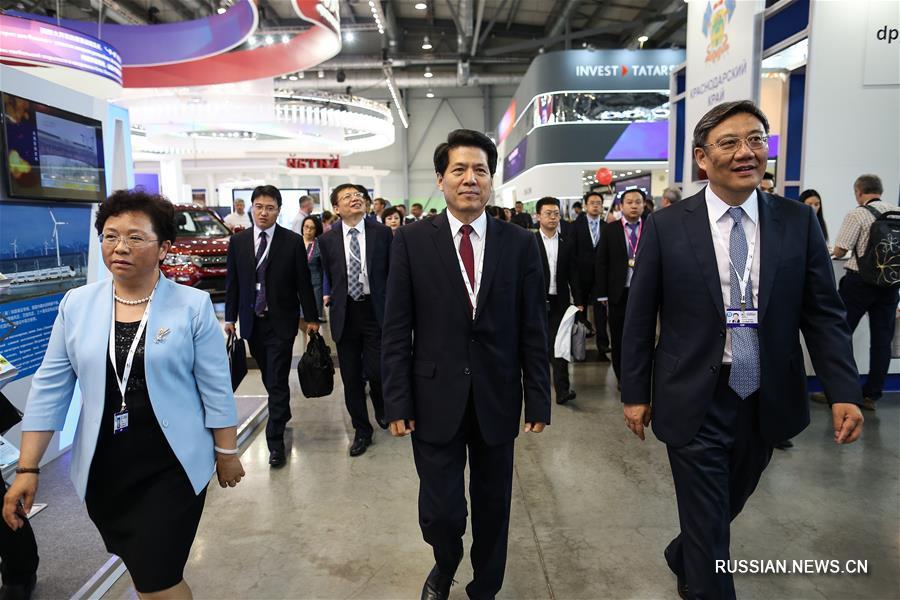 В Екатеринбурге открылось 5-е Китайско-российское экспо