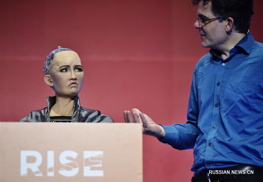 Основной темой прошедшей в Сянгане научно-технической конференции RISE стал искуственный интеллект