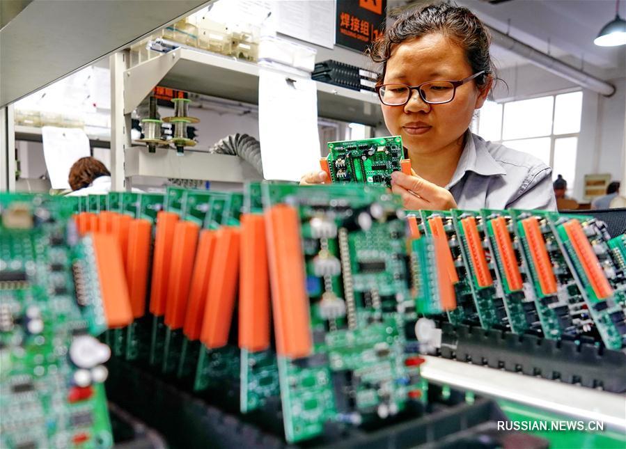 Развитие высокотехнологичной промышленности в Циньхуандао