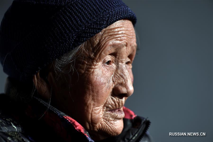 """Бывшие """"женщины для утешения"""" из провинции Шаньси: муки и страдания, которые нельзя предавать забвению"""