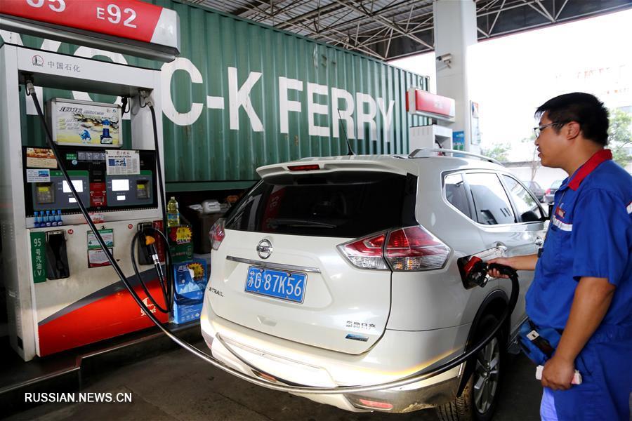 Китай в очередной раз повысил цены на бензин и дизельное топливо