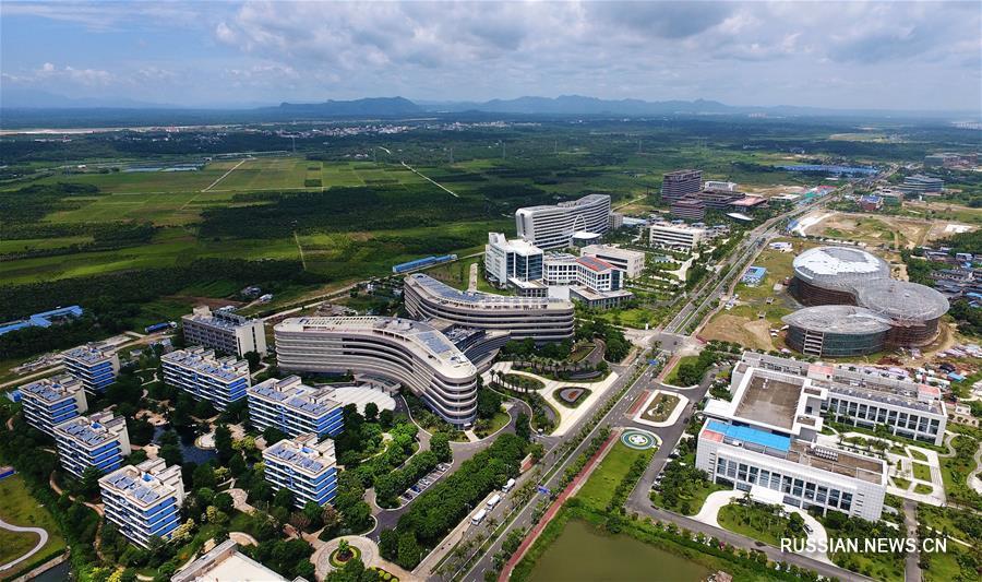 """Хайнань создает новую """"визитную карточку"""" с помощью медицинского туризма"""