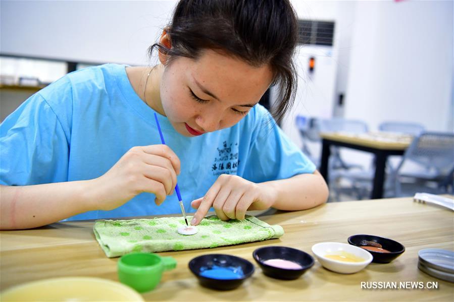 Лоянский музей облавных шашек в провинции Хэнань