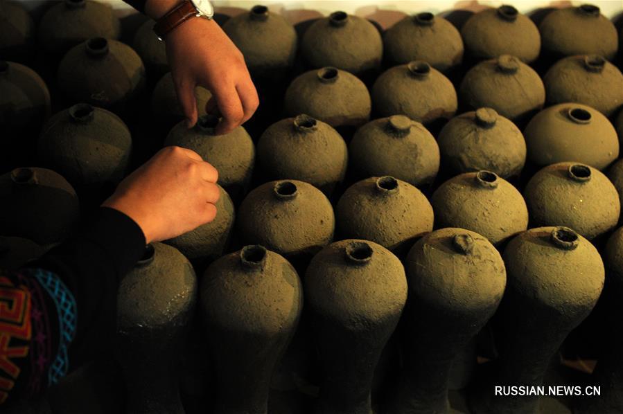 Лакированные изделия из уезда Дафан в провинции Гуйчжоу