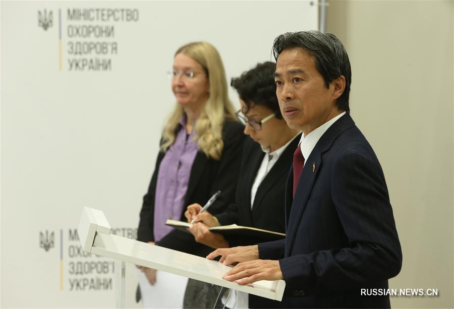 Китай оказал безвозмездную помощь Украине в сфере здравоохранения