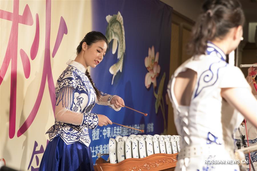 В Токио стартовали мероприятия в рамках 6-х туристических обменов между Китаем и Японией