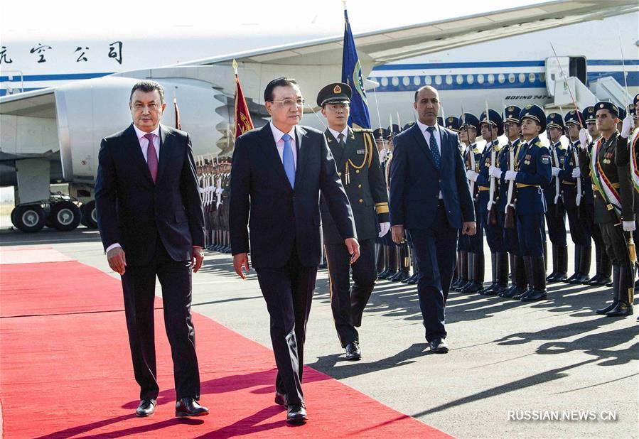 (时政)李克强抵达杜尚别出席上海合作组织成员国政府首脑理事会第十七次会议并对塔吉克斯坦进行正式访问