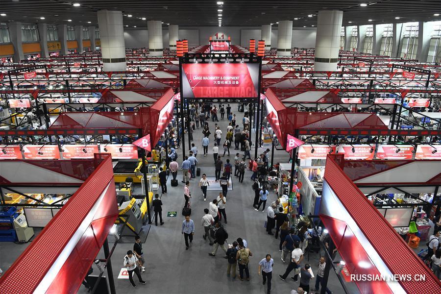 Открылась 124-я Гуанчжоуская ярмарка