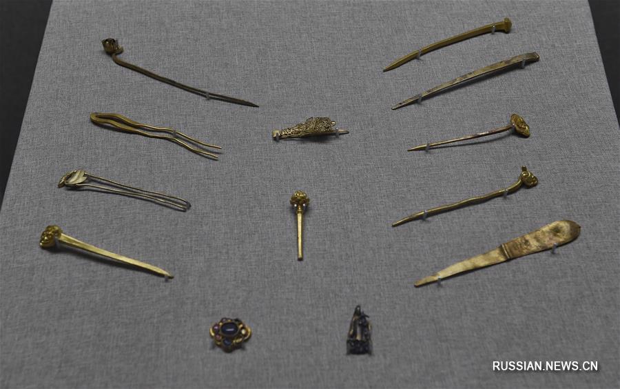 В провинции Сычуань открылась выставка археологических находок на месте древнего речного сражения в Цзянкоу
