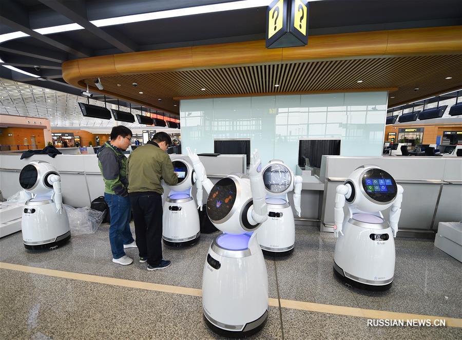 Скоро состоится ввод в эксплуатацию нового терминала в международном аэропорту Лунцзя