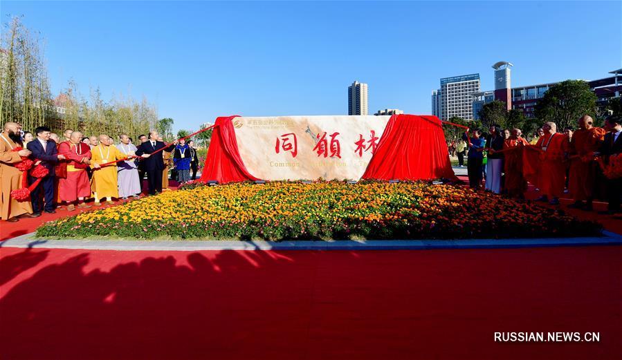 Свыше тысячи представителей принимают участие в пятом Всемирном буддийском форуме на востоке Китая